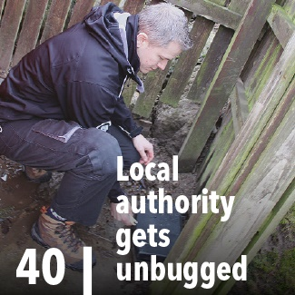 Local authority gets unbugged